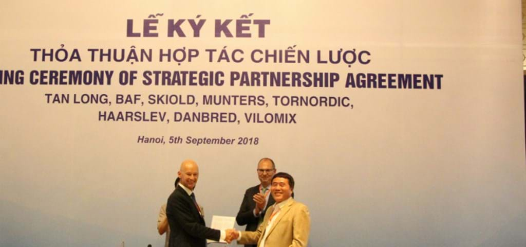 Skiold Signs Strategic Partnership Agreement With Tan Long Group
