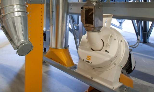 skiold is the leading supplier of grinding equipment