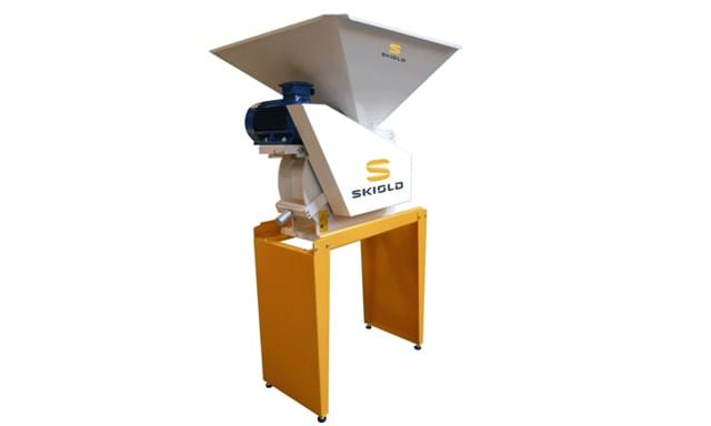 SKIOLD Crusher - cattle feed grinding