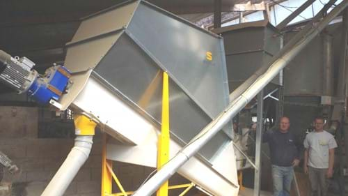 feed milling for cattle farm_dairy cattle feed mill